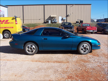 Race Car Project 94 Camaro For Sale Cheap Tick
